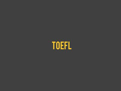 TOEFL Institute